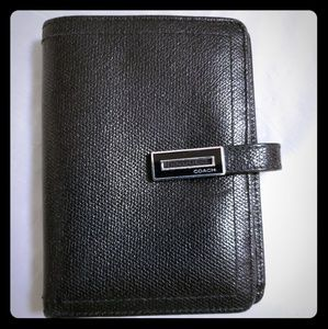 Coach Vintage Pre- loved  Portfolio wallet